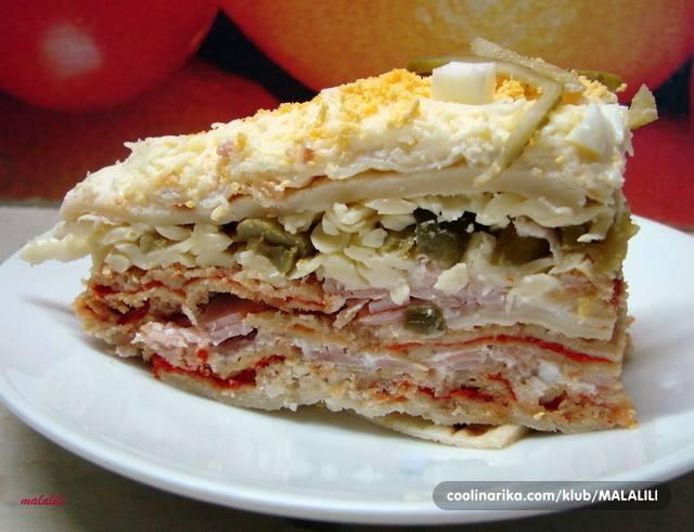 SLANA MIMOZA TORTA