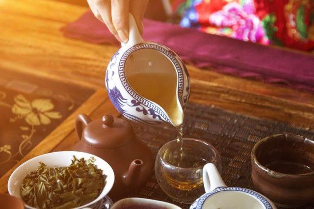 Zlatni čaj za osećaj zlata vredan