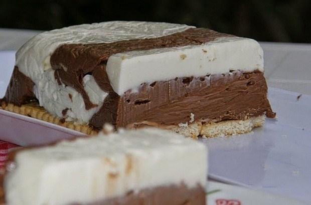 BEZ PEČENJA, A NI MIKSERA: Ledolino kolač!