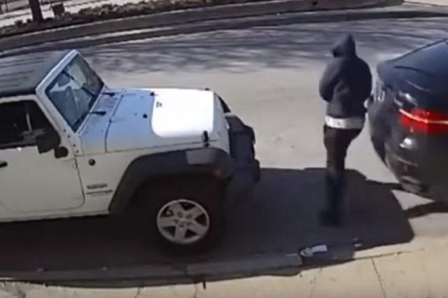 Hteli da ukradu auto: Nisu imali pojma ko se u njemu nalazi, doživeli šok života! (VIDEO)