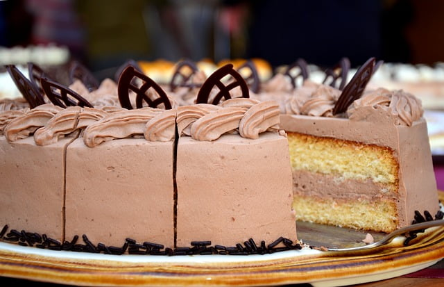 Bečka sladoled torta