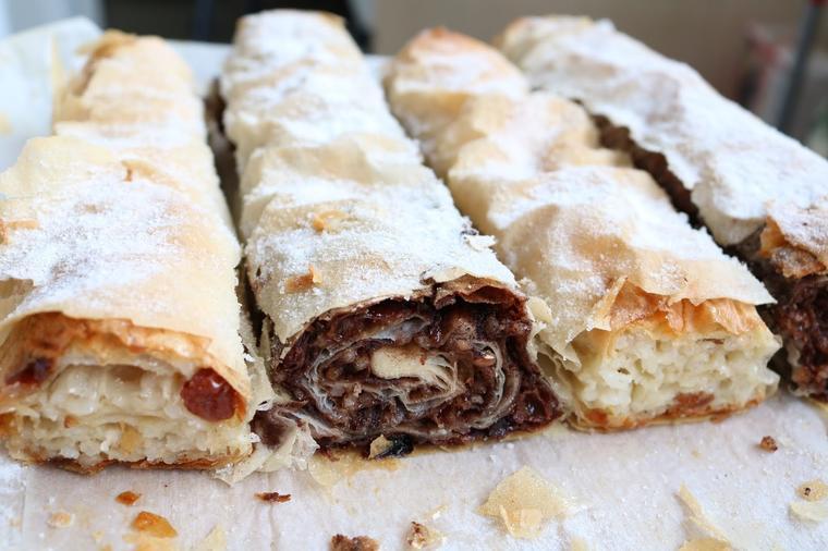 Pita sa pirinčem i čokoladom: Neobičan desert u kojem ćete uživati. (RECEPT)