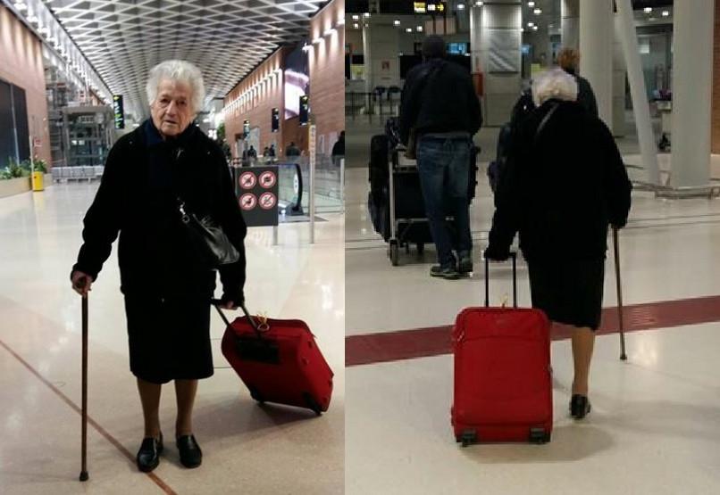 Bakica sa 93 godine krenula u Keniju da volontira