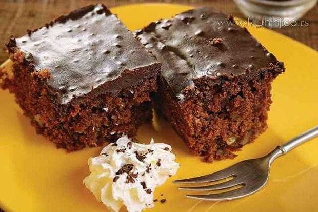 Skandinavski čokoladni kolač