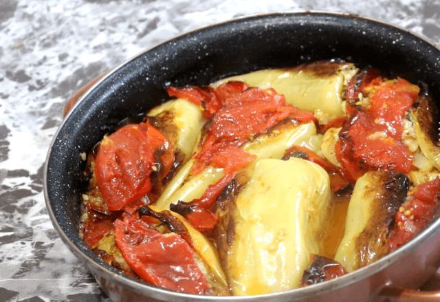 Punjene paprike sa potpuno neočekivanim namirnicama