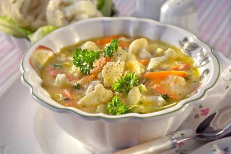 Zdrav ručak za celu porodicu: Bakina  supa sa karfiolom (RECEPT)