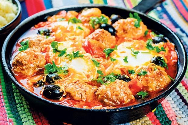 Recept za ukusne marokanske ćufte u sosu