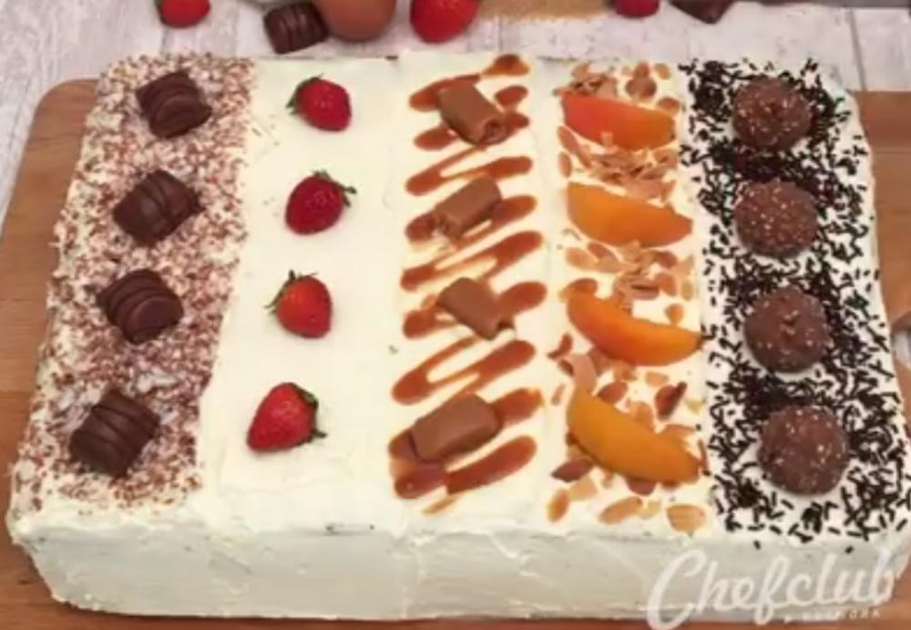 Torta Multigusto – 5 torti u jednoj: Sve gotovo za tačno sat vremena, ovo je poslastičarsko čudo! RECEPT