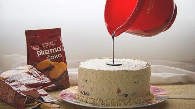 PLAZMA TORTA SAMO ĆU REĆI SAVRŠENA