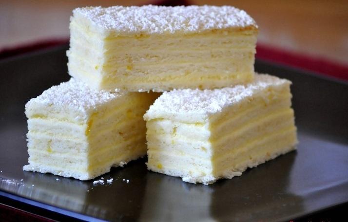 Recept za kolač kojeg neki zovu Bijela pita.