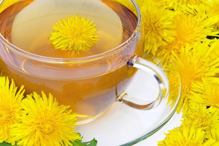 13 razloga da ovog proleća pijete čaj od maslačka!