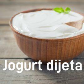 Idealna za ljubitelje mlečnih proizvoda – jogurt dijeta
